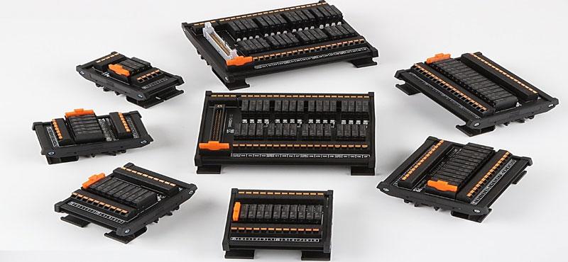 继电器端子台系列