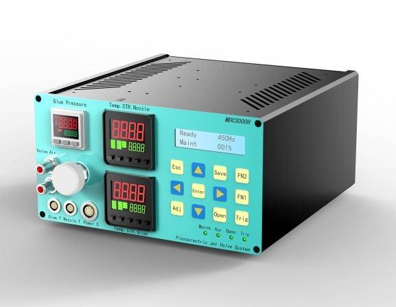 压电热熔胶阀控制器
